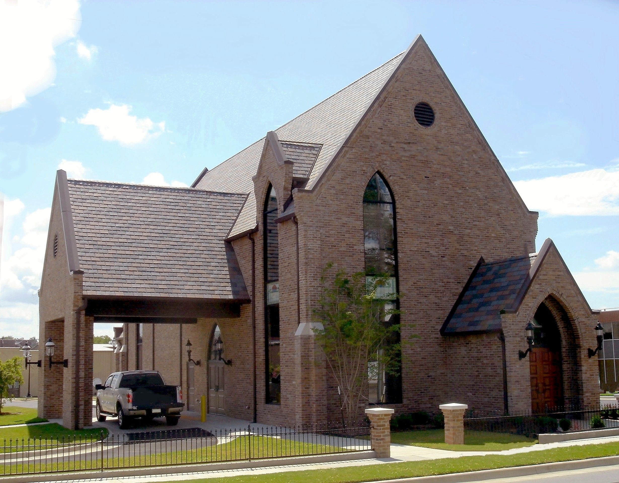 Trinity Episcopal Church | Searcy, AR