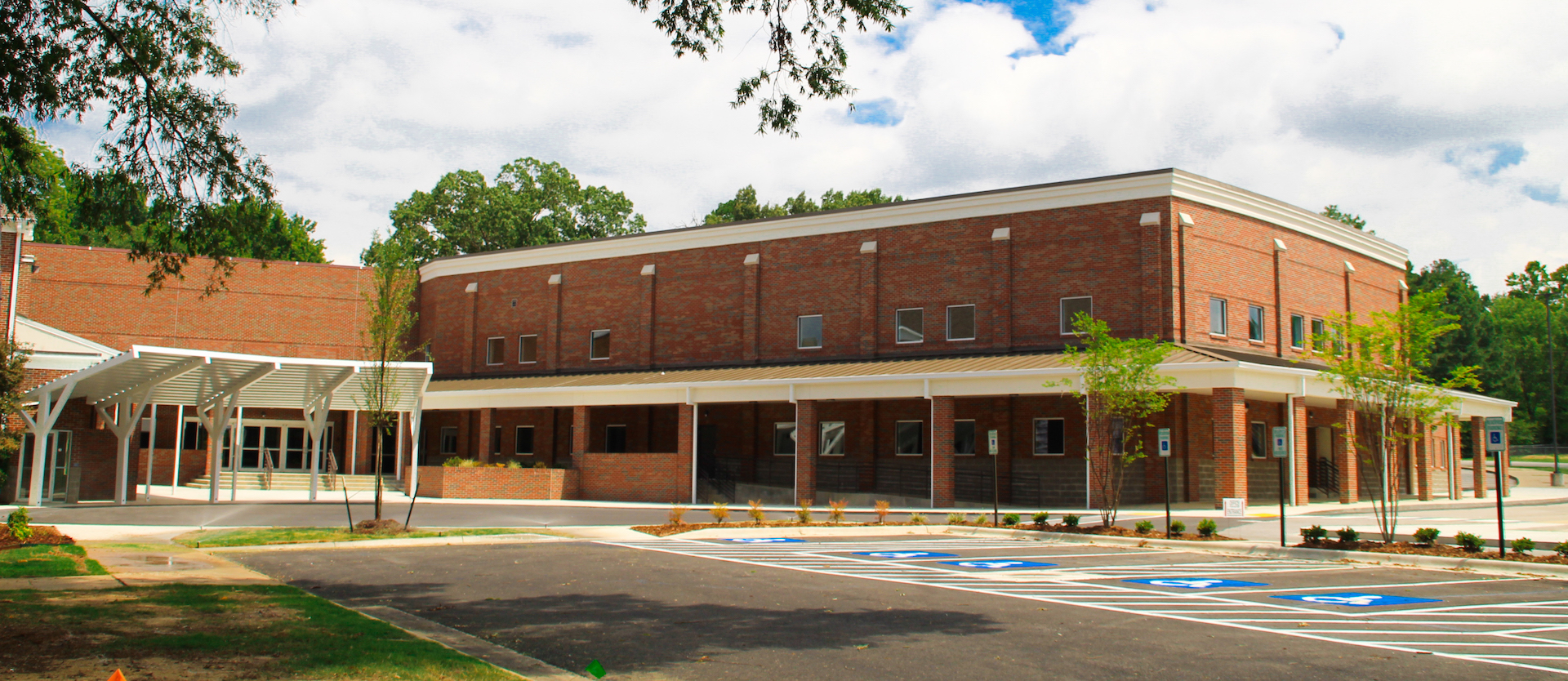 Downtown Church of Christ - Children's Building | Searcy, AR