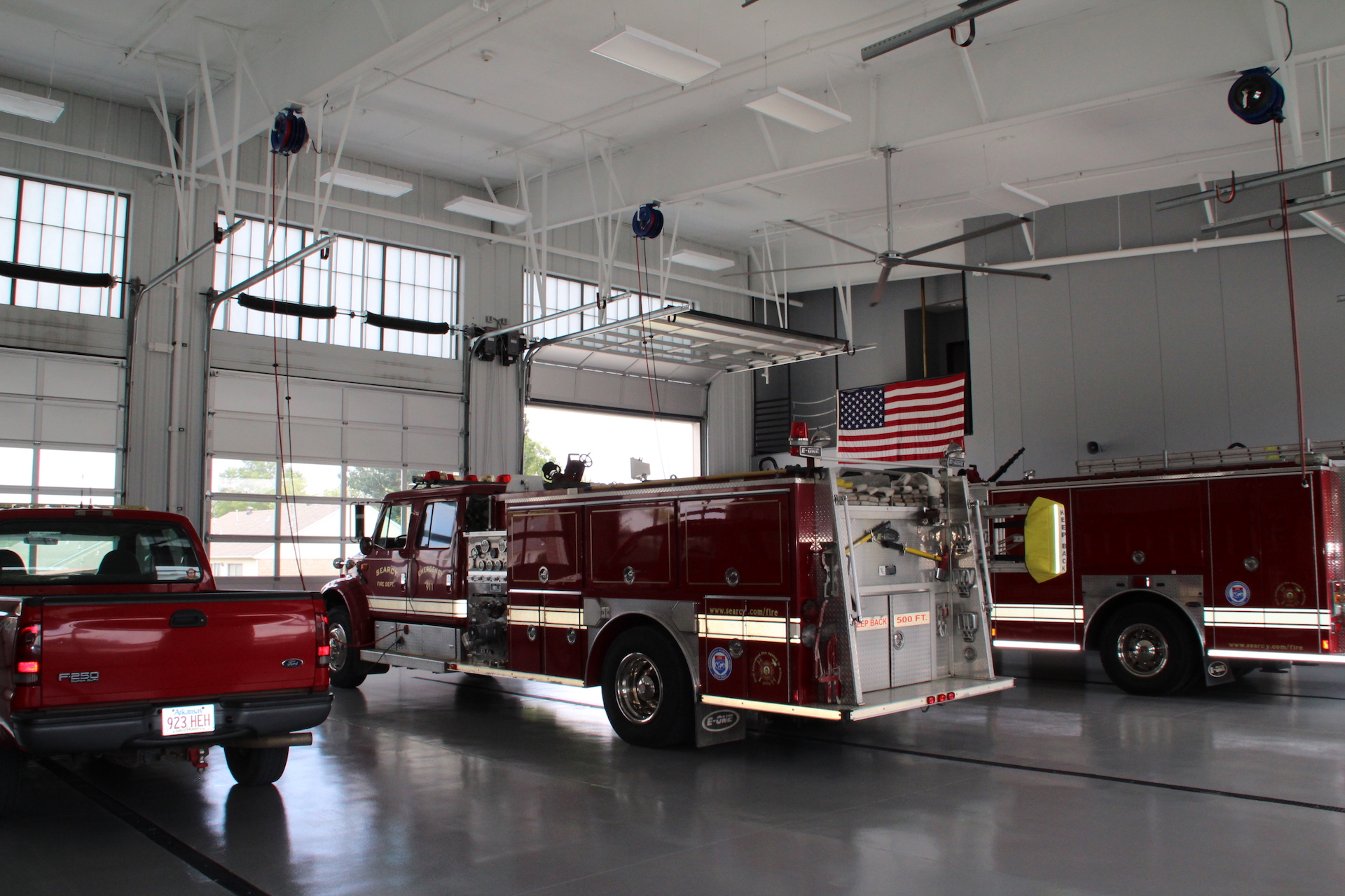 Searcy Fire Department - Station #2 | Searcy, AR
