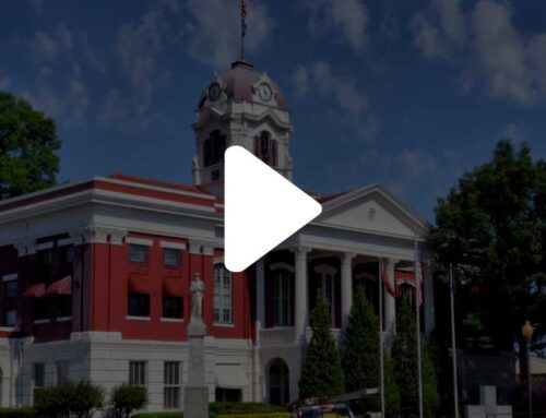 White County Courthouse Clock Tower Renovation